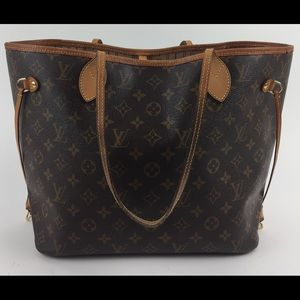 Louis Vuitton Monogram Neverfull Tote MM